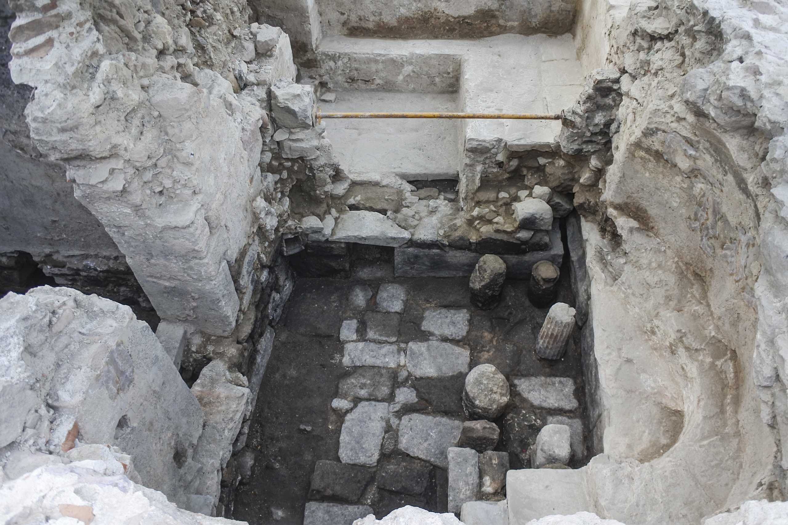 Λέσβος: Νέα αρχαιολογικά στοιχεία για το Κάτω Κάστρο Μυτιλήνης δίνουν οι πρόσφατες ανακαλύψεις στο μνημείο
