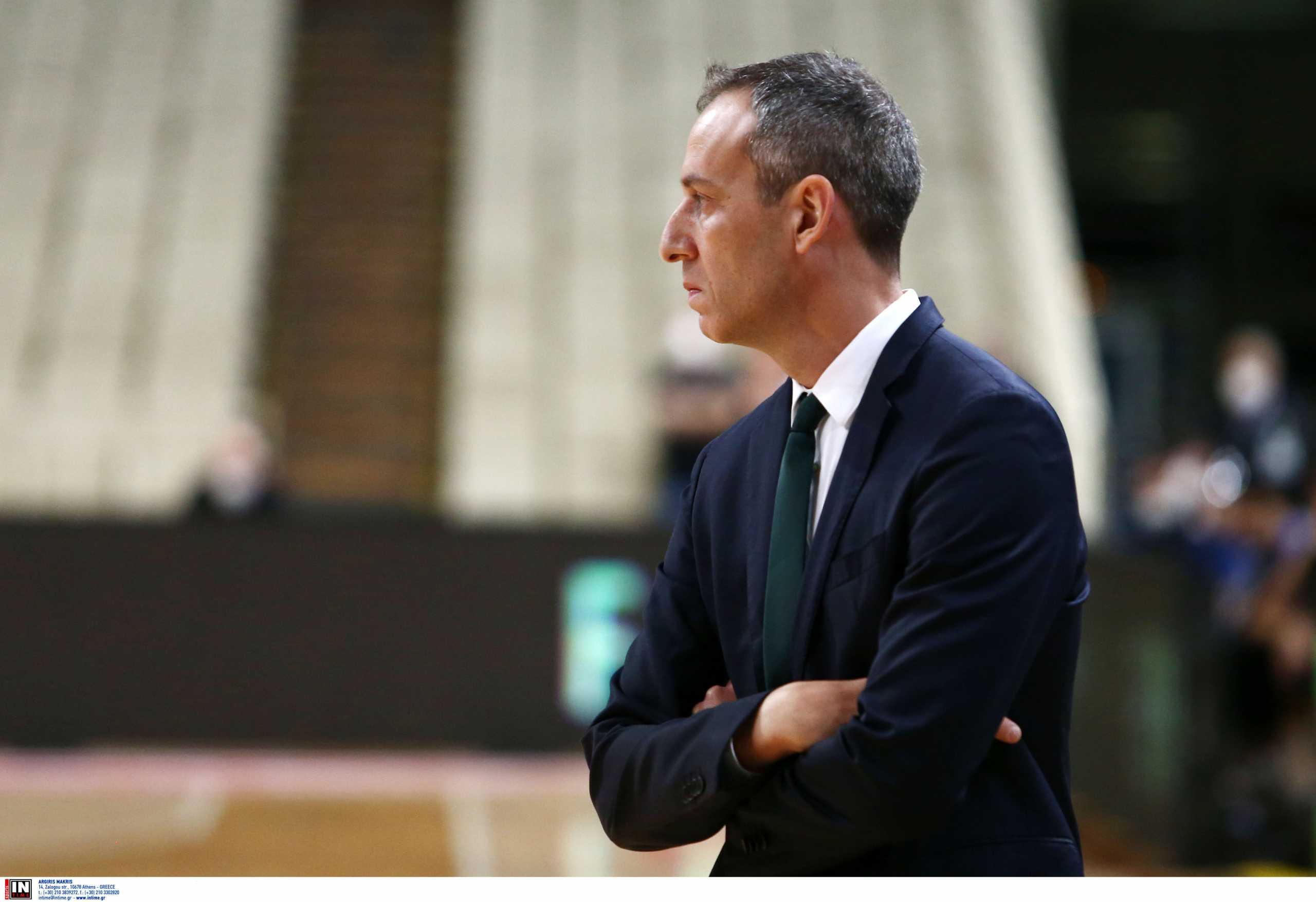 Παναθηναϊκός – Μακάμπι: Περήφανος ο Κάτας, ανέλαβε την ευθύνη ο Σφαιρόπουλος