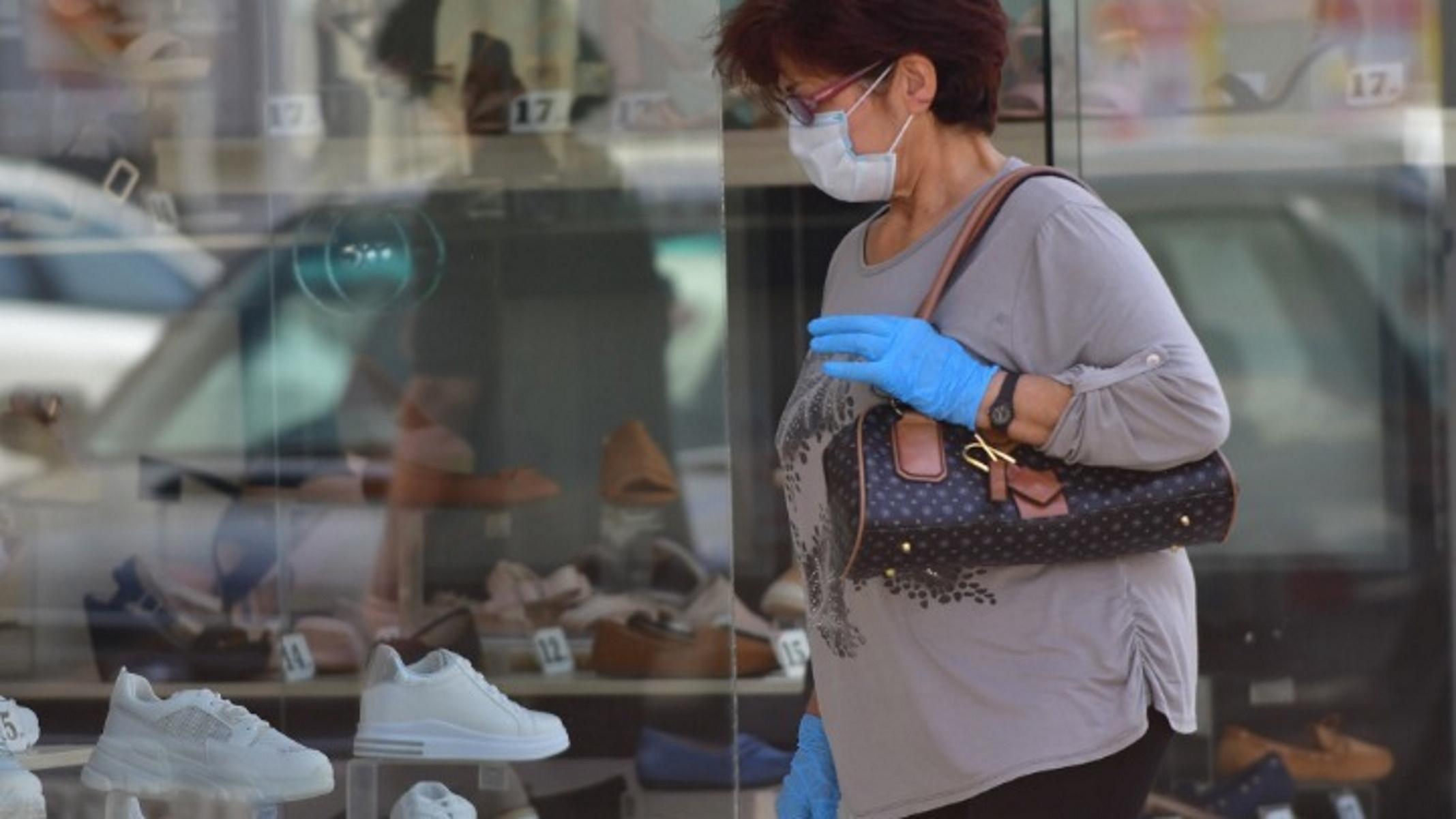 Lockdown – Θεσσαλονίκη: «Πανδημία» λουκέτων στο εμπόριο – «Μας τσάκισαν τα χρέη»