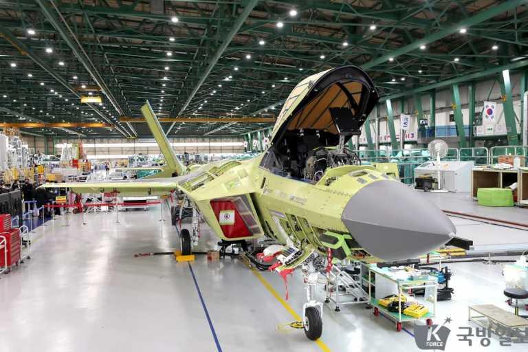 KF-X: Σε ένα μήνα αποκαλύπτεται το μαχητικό – «ανταγωνιστής» των F-35 και F-22! [pics]