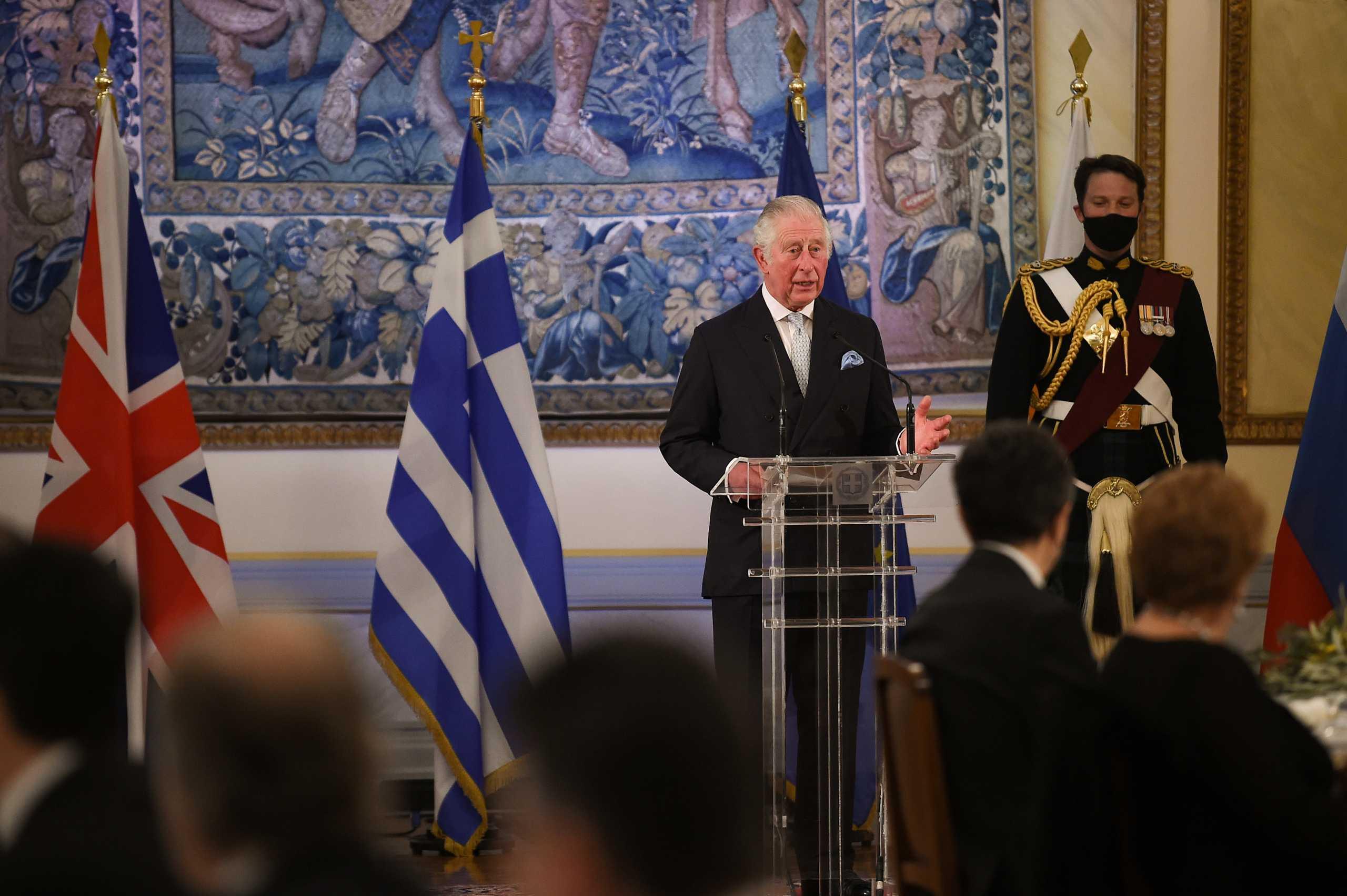 Φωτιές – Πρίγκιπας Κάρολος: Ενισχύει οικονομικά τους πυρόπληκτους της Ελλάδας