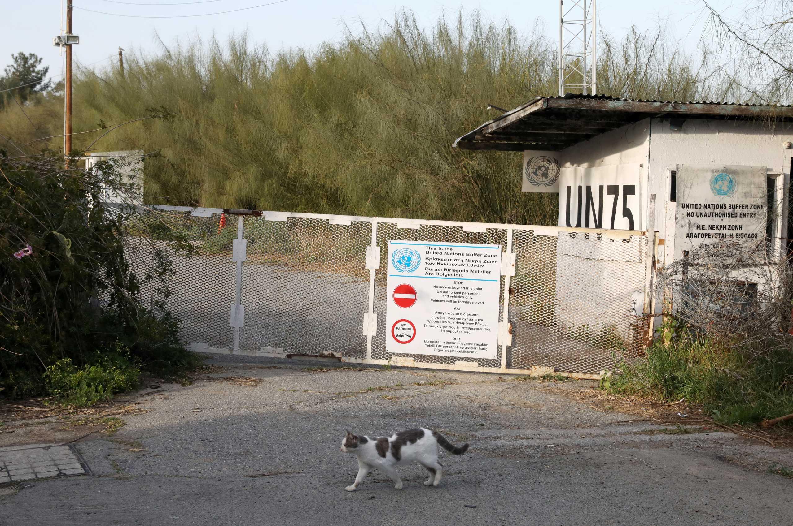 Κύπρος: Μπήκε το συρματόπλεγμα 11 χλμ για να μην περνούν μετανάστες από τα κατεχόμενα