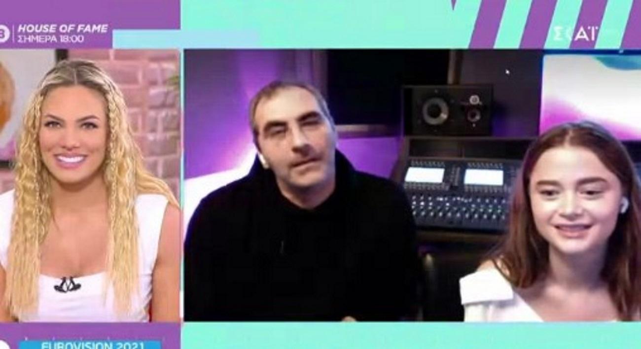 "Eurovision 2021 – Στεφανία Λυμπερακάκη: ""Η Ολλανδία έχει τρελαθεί με το Last Dance"""