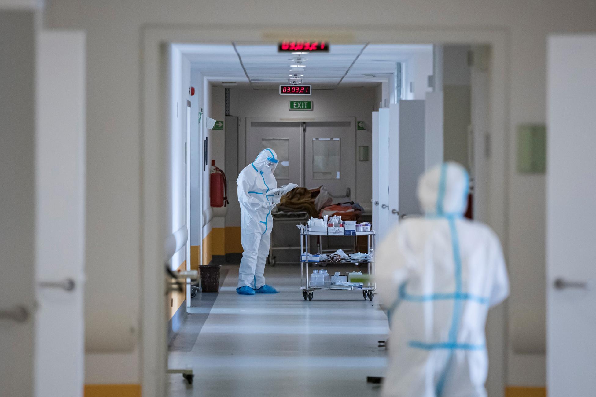 Ξάνθη – Κορονοϊός: ΜΕΘ τέλος επειδή δεν υπάρχουν γιατροί – Το παράδοξο στο νοσοκομείο της πόλης