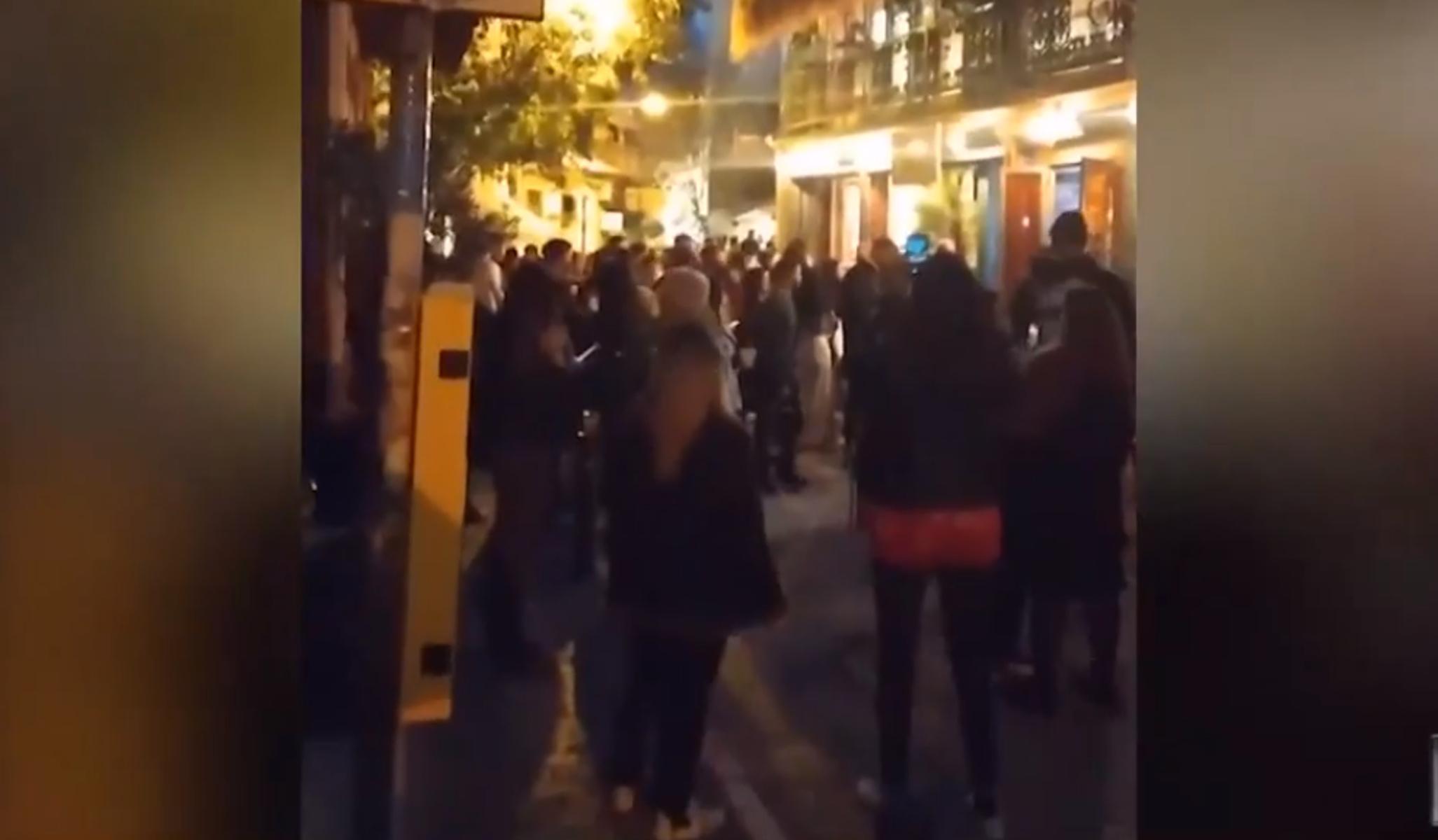 Κορονοϊός: Κορονοπάρτι, συνωστισμός και προκλητική αδιαφορία – Προβληματισμός για την επόμενη μέρα