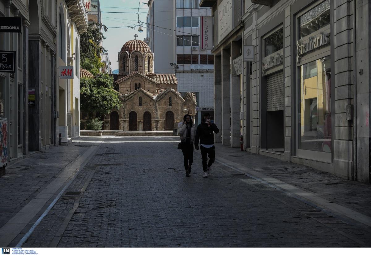 Κορονοϊός: Αρμαγεδδώνας στην Αττική με 1.572 κρούσματα – 395 στη Θεσσαλονίκη – Ο χάρτης της διασποράς