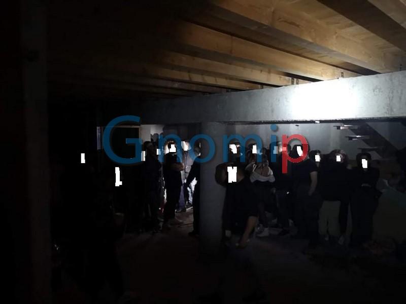 Πάτρα: Εικόνες από το κορονοπάρτι των 93 ατόμων – Στον εισαγγελέα την Καθαρά Δευτέρα (video)