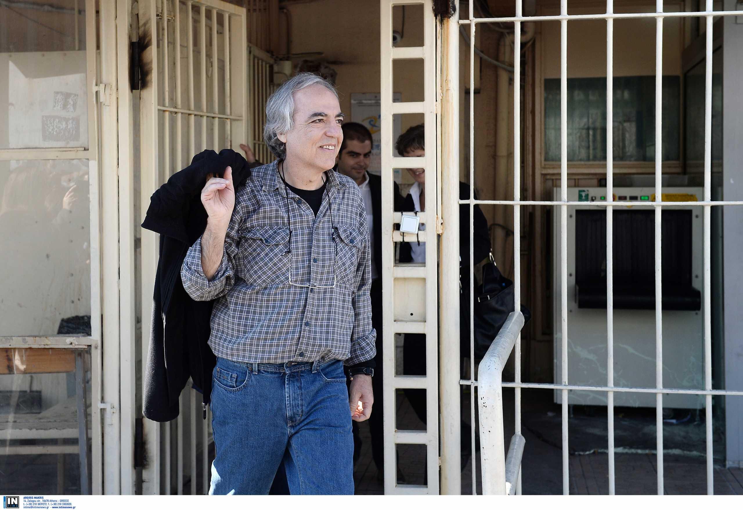 Δημήτρης Κουφοντίνας: Απορρίφθηκε το αίτημα για διακοπή της έκτισης της ποινής του