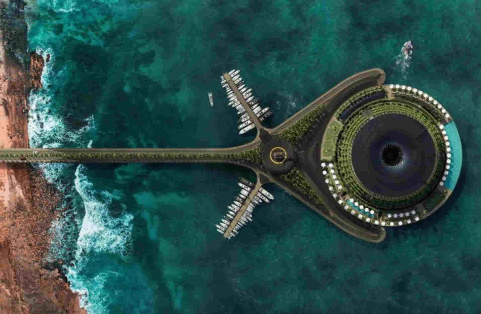 """Το πιο """"ψαγμένο"""" ξενοδοχείο στον κόσμο θα βρίσκεται στο Κατάρ"""