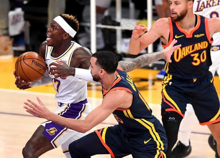 NBA: Σαρωτικοί Λέικερς, τα αποτελέσματα της βραδιάς (video)
