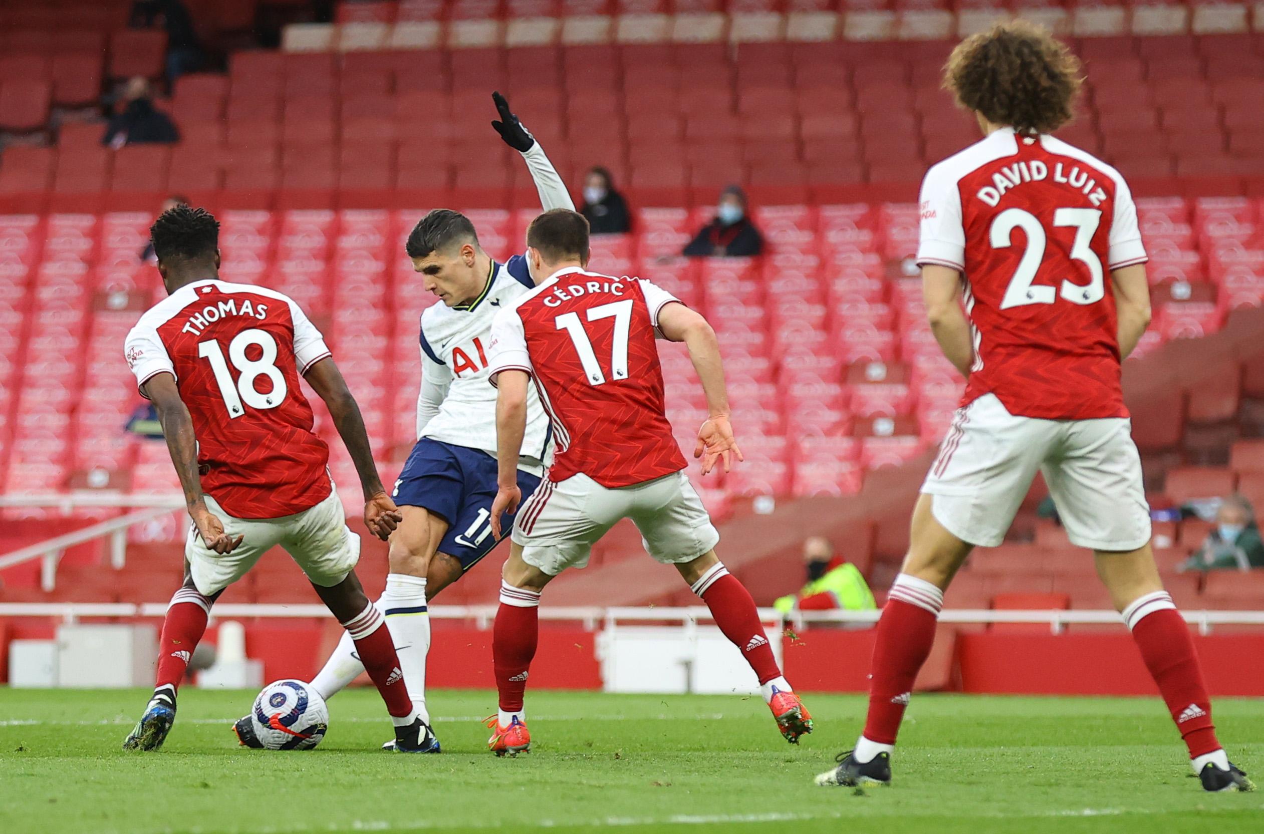 Premier League: «Μυθικό» γκολ του Λαμέλα με «ραμπόνα» κόντρα στην Άρσεναλ (videos)