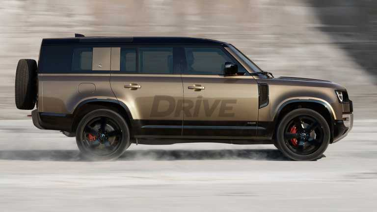 Land Rover: Ετοιμάζει πιο μακρύ Defender με τρεις σειρές καθισμάτων! [pics]