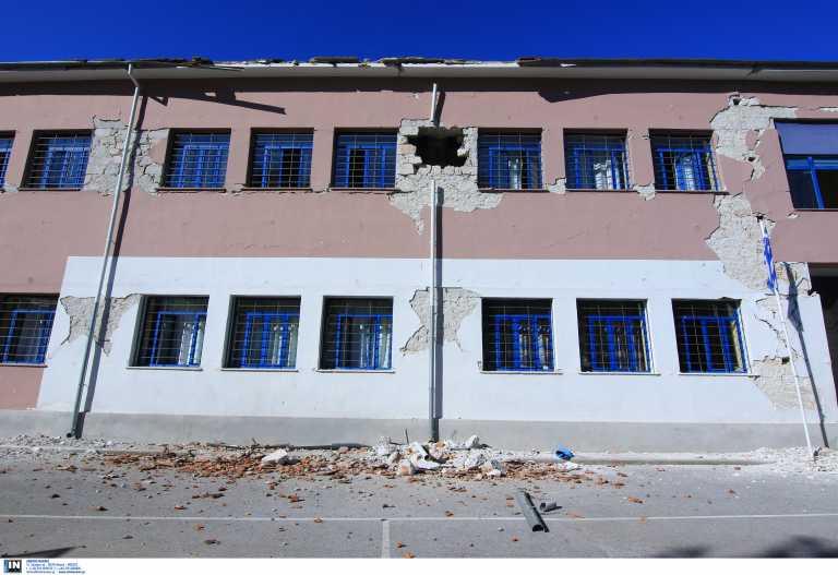 Σεισμός στην Ελασσόνα: «Έλεγα θεέ μου κάνε το σχολείο να αντέξει άλλα 30 δευτερόλεπτα»