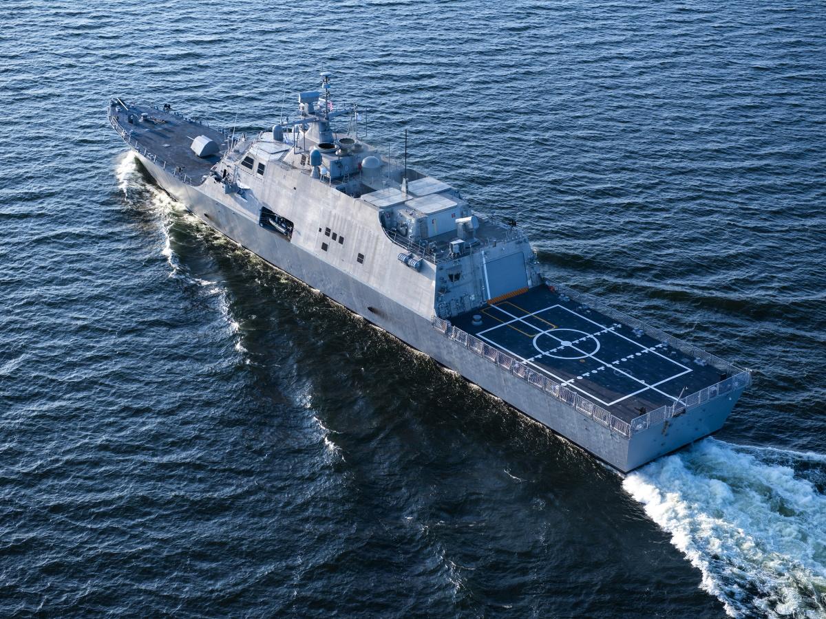 Ο αντιπρόεδρος της Lockheed Martin για την πρόταση ενίσχυσης του Πολεμικού Ναυτικού και τα Romeo