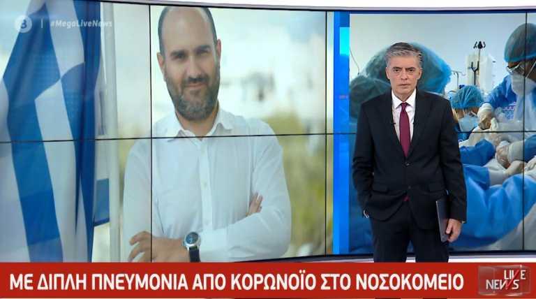 Κορονοϊός: Συγκλονίζει από το νοσοκομείο ο Δημήτρης Μαρκόπουλος – «Σας εκλιπαρώ μην υποτιμάτε τον ιό»
