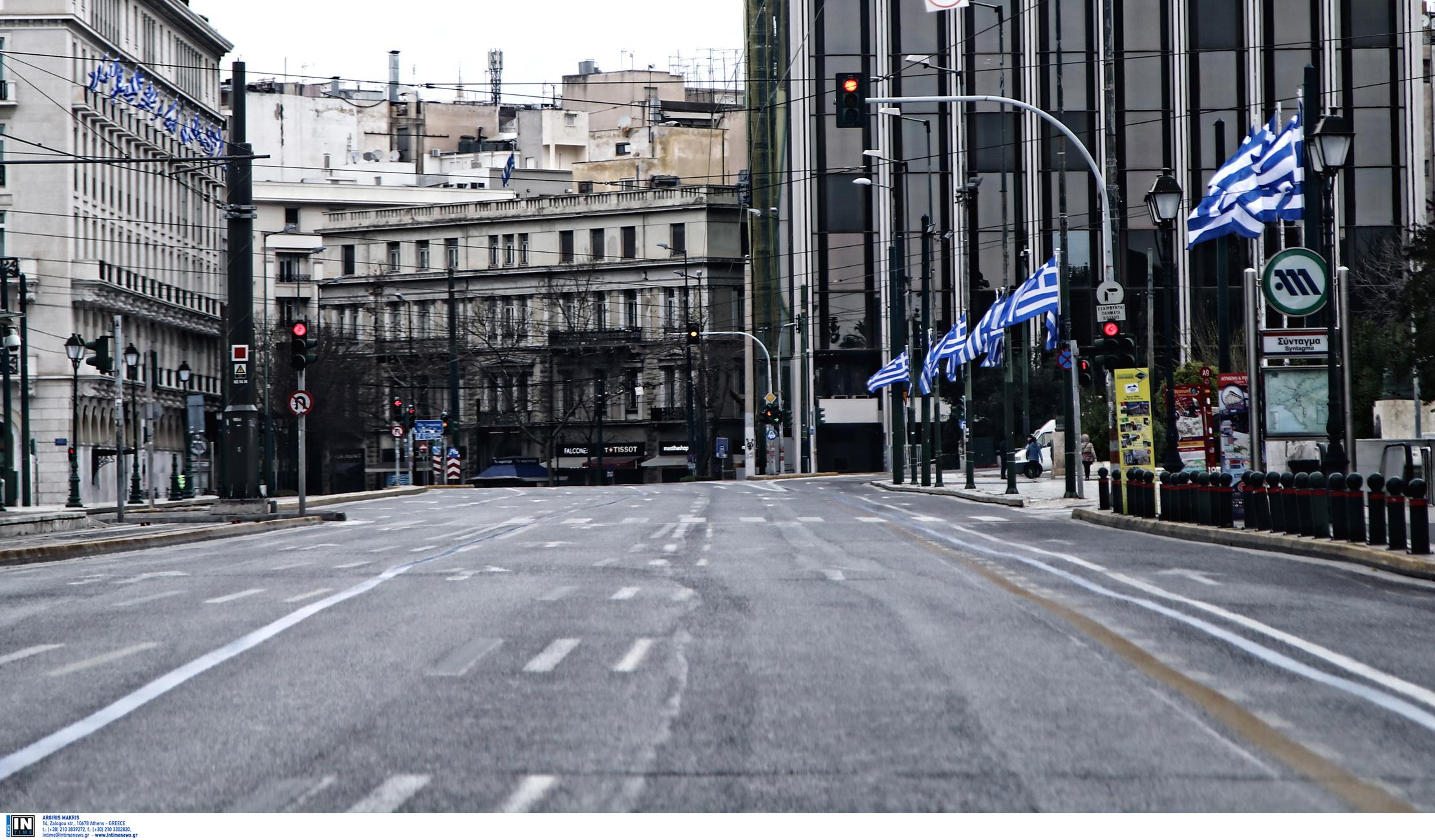 Δημόπουλος: Δε μπορούμε να σκεφτόμαστε χαλάρωση του lockdown (video)