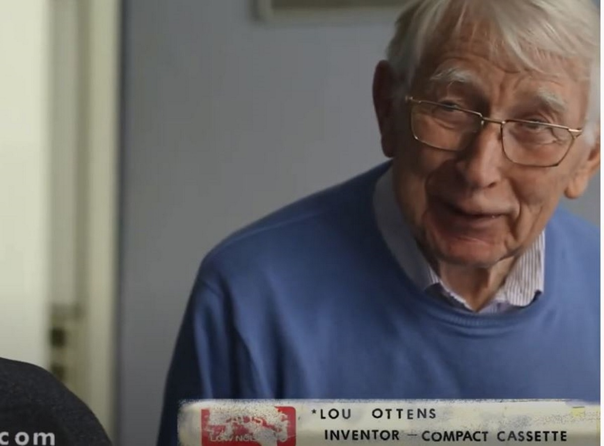 Lou Ottens: Πέθανε ο «πατέρας» της κασέτας
