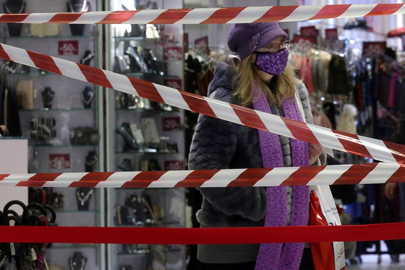 Κορονοϊός – Γώγος: Δεν σκεφτόμαστε άνοιγμα του λιανεμπορίου όσο τα κρούσματα είναι υψηλά