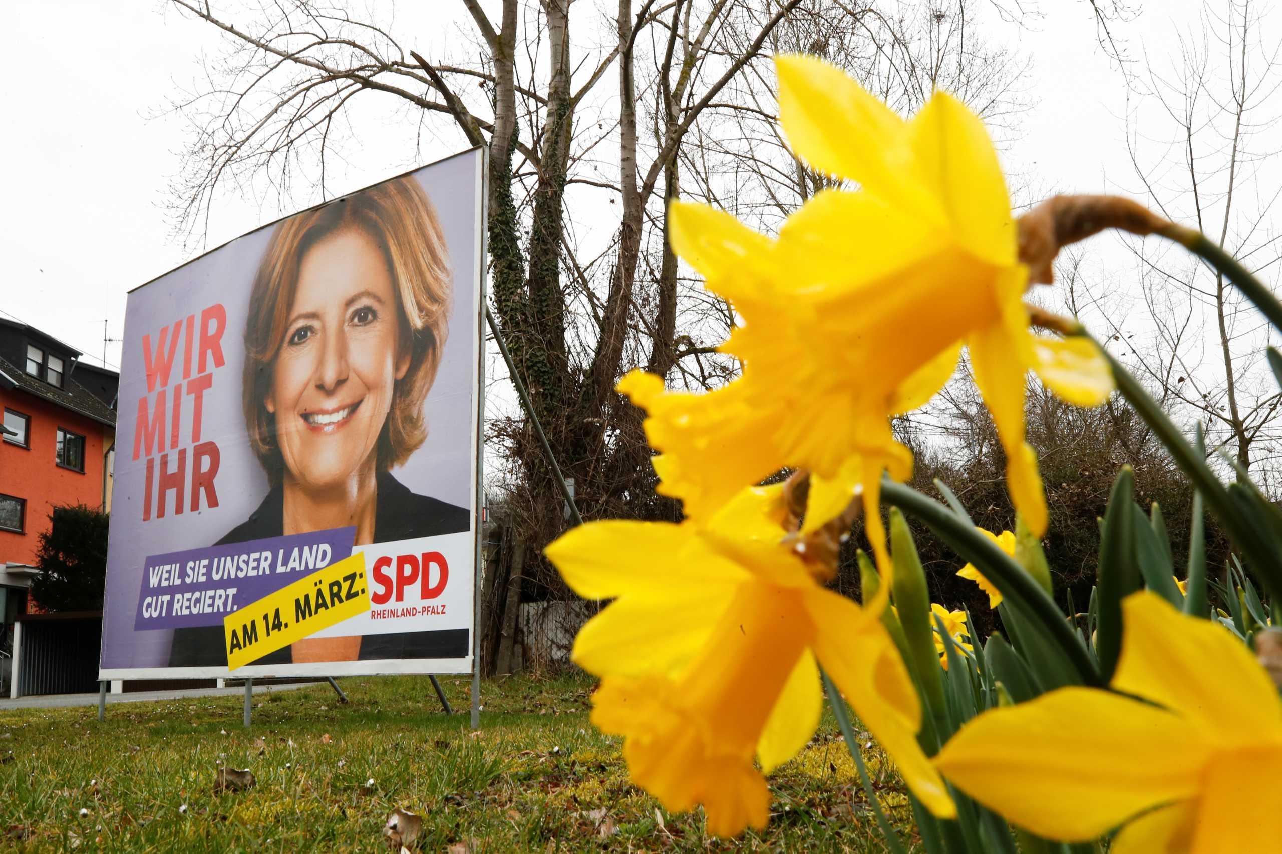 Κρίσιμες για CDU και SPD οι εκλογές σε Βάδη – Βυρτεμβέργη και Ρηνανία – Παλατινάτο