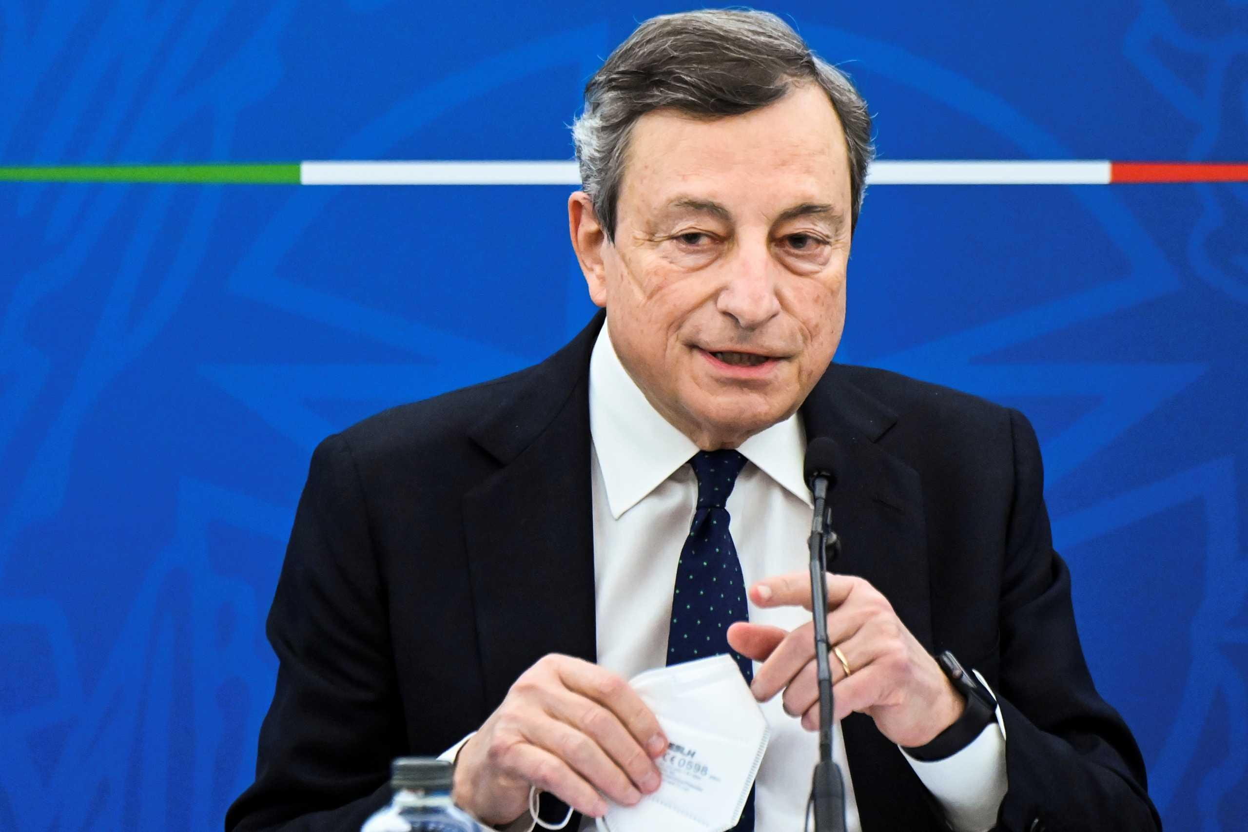 Η Ιταλία στοχεύει στην κορυφή της Ευρώπης – Ποιος ο στόχος του Μάριο Ντράγκι