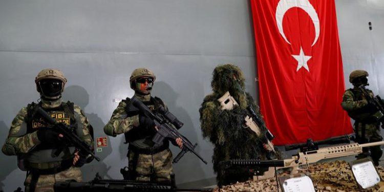 Τουρκία: Αυτό είναι το νέο βαρύ πολυβόλο που θα εξοπλίσει τις Ένοπλες Δυνάμεις! [pic, vid]