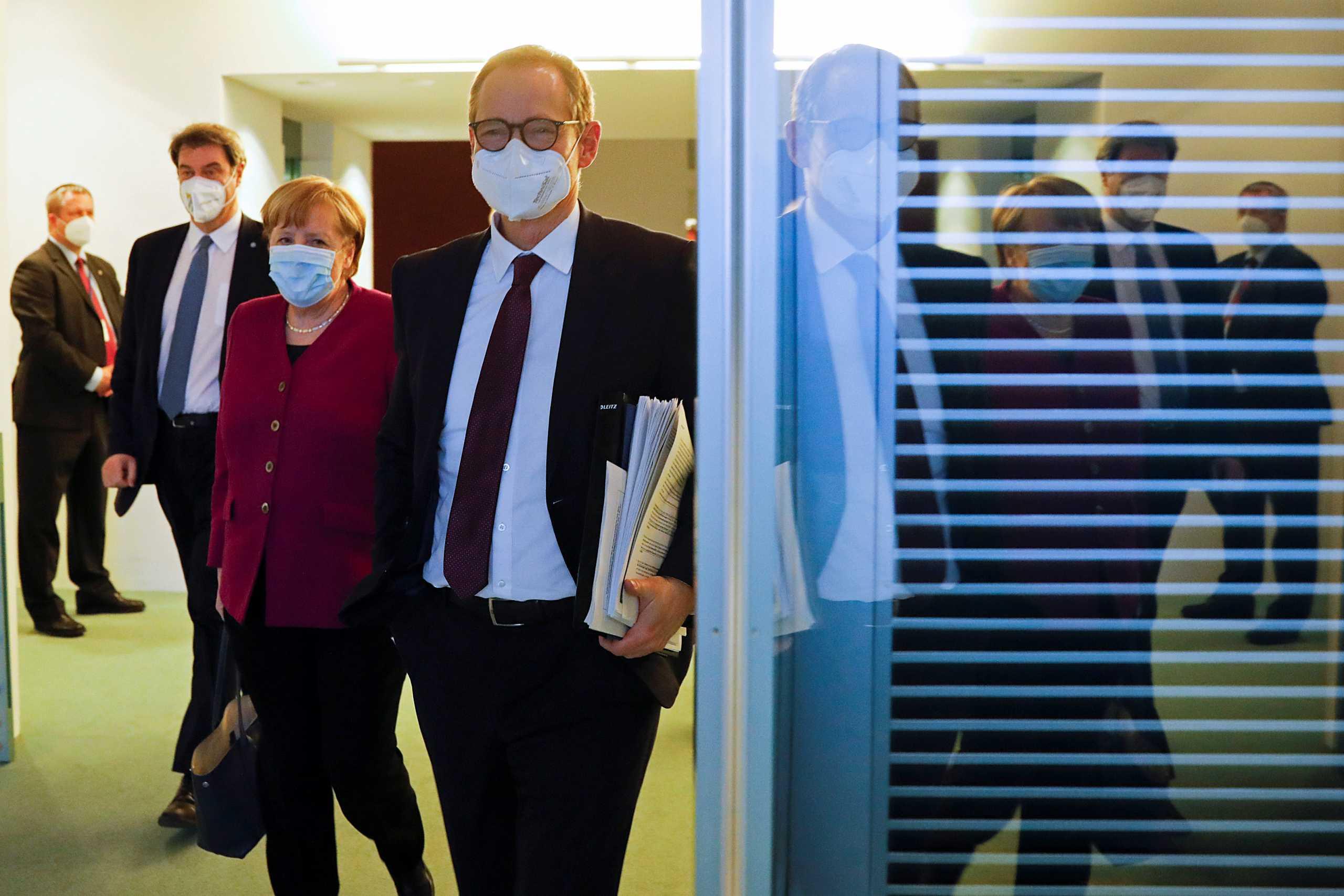 Παράταση lockdown στη Γερμανία μέχρι 28 Μαρτίου με σταδιακή άρση μέτρων – «Σκοτωμός» για τα μέτρα
