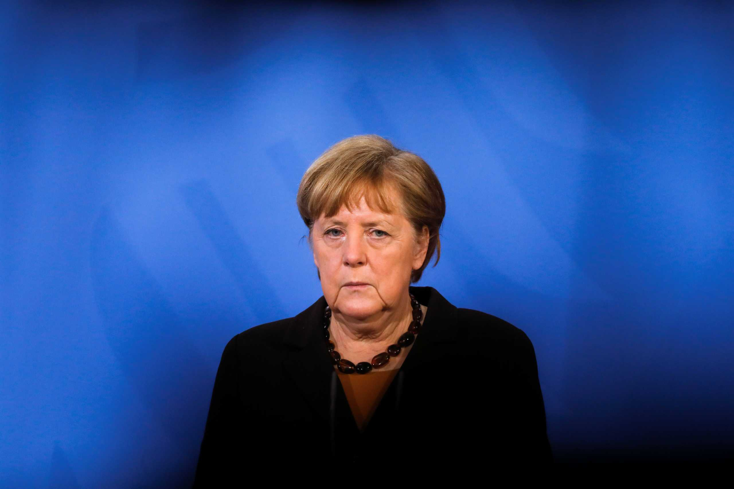 Κορονοϊός – Γερμανία: Πρόθυμη να κάνει το εμβόλιο της AstraZeneca η Μέρκελ