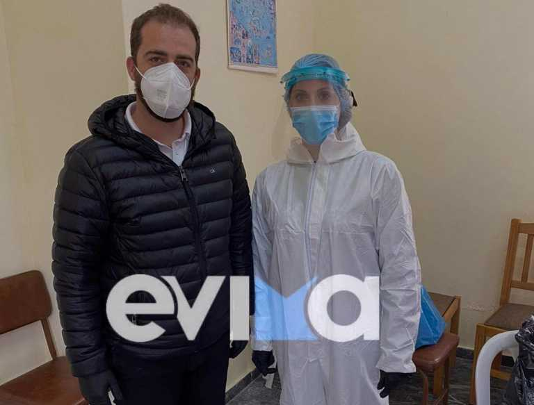 Εύβοια: Μεγάλη η διασπορά στο Μετόχι Κύμης – 13 νέα κρούσματα κορονοϊού