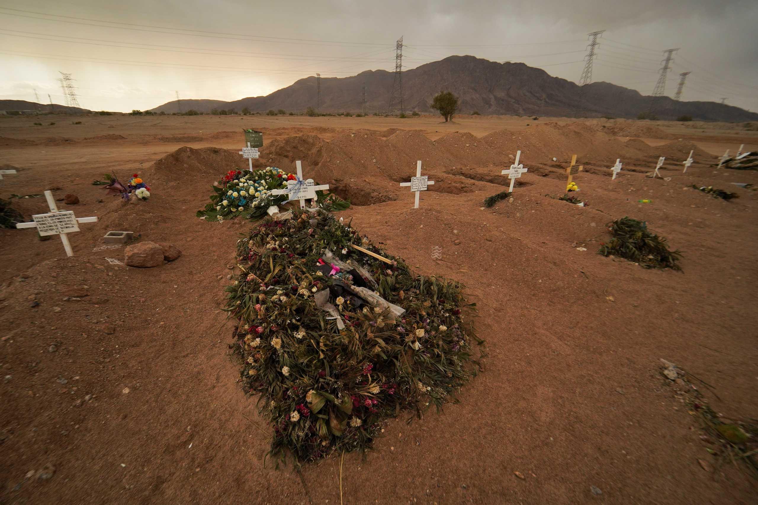 Μεξικό: Έσπασε το φράγμα των 200.000 νεκρών από κορονοϊό
