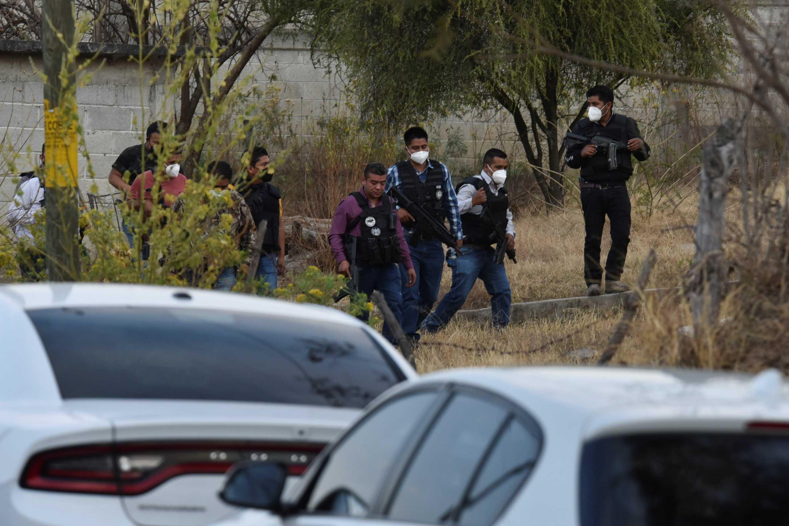 Σφαγή στο Μεξικό: Νεκροί σε ενέδρα αστυνομικοί και εισαγγελείς