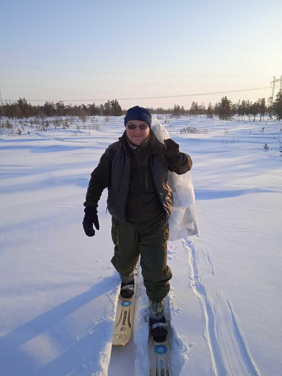 Χιονίζει μικροπλαστικά στη Σιβηρία – Ρώσοι επιστήμονες μελετούν δείγματα χιονιού