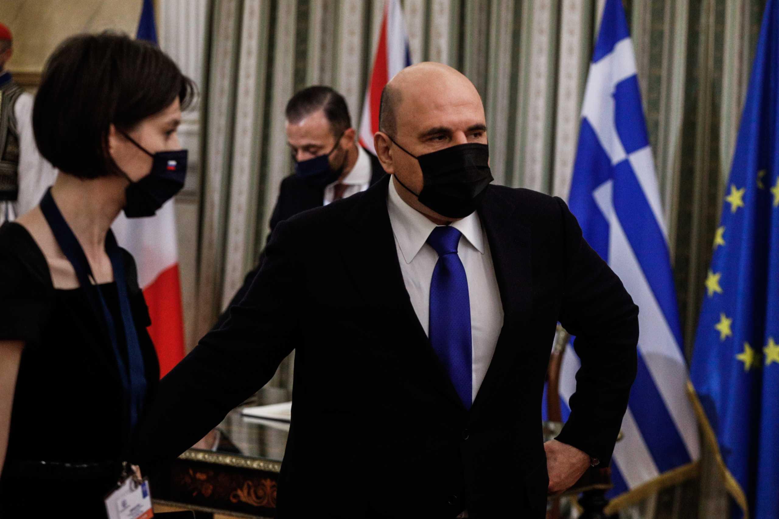 Άγιο Όρος: Η επίσκεψη του Ρώσου πρωθυπουργού μετά την παρέλαση της 25ης Μαρτίου στο Σύνταγμα
