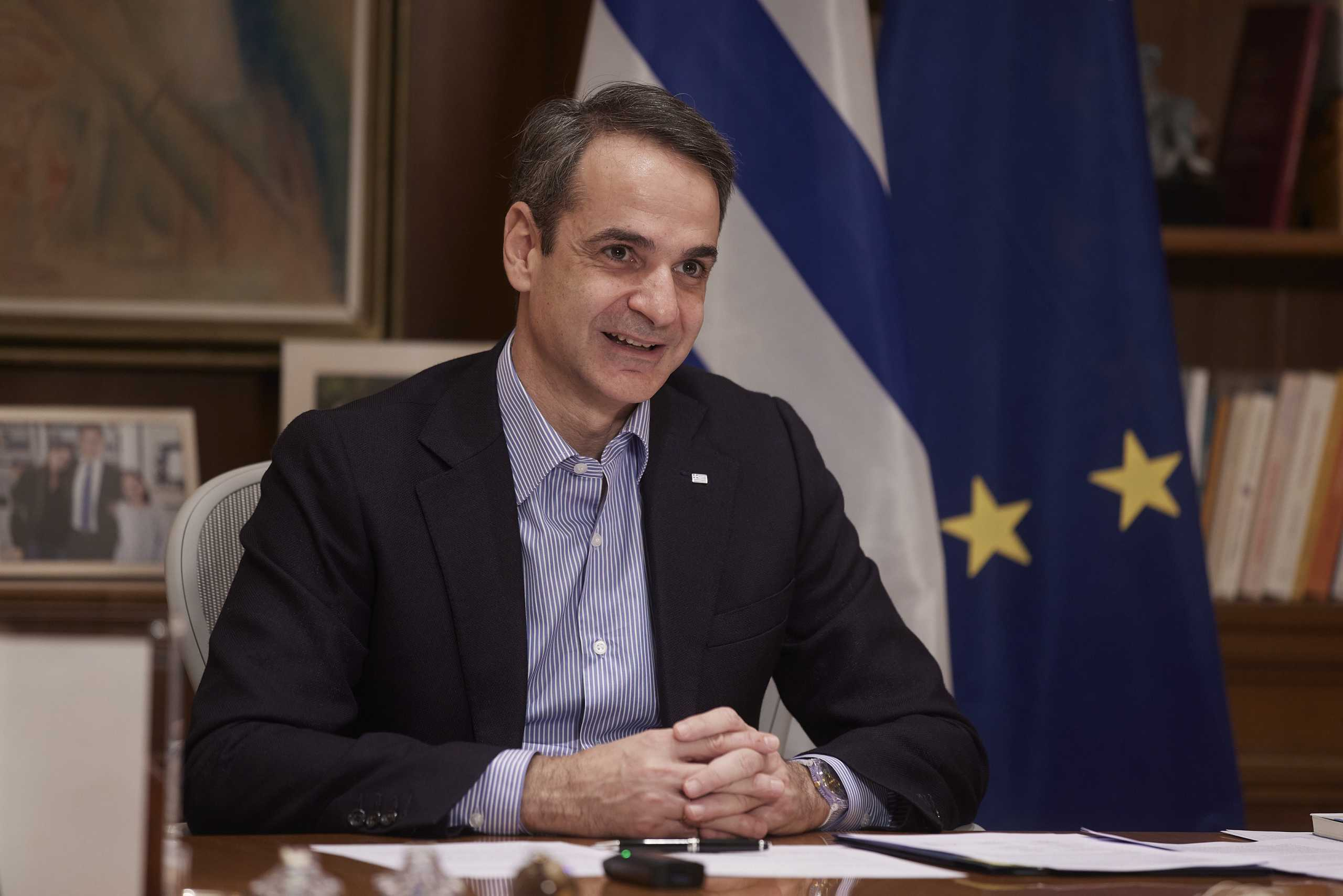 Μητσοτάκης: «Θέλουμε οι Καναδοί να μετέχουν στο success story της Ελλάδας»