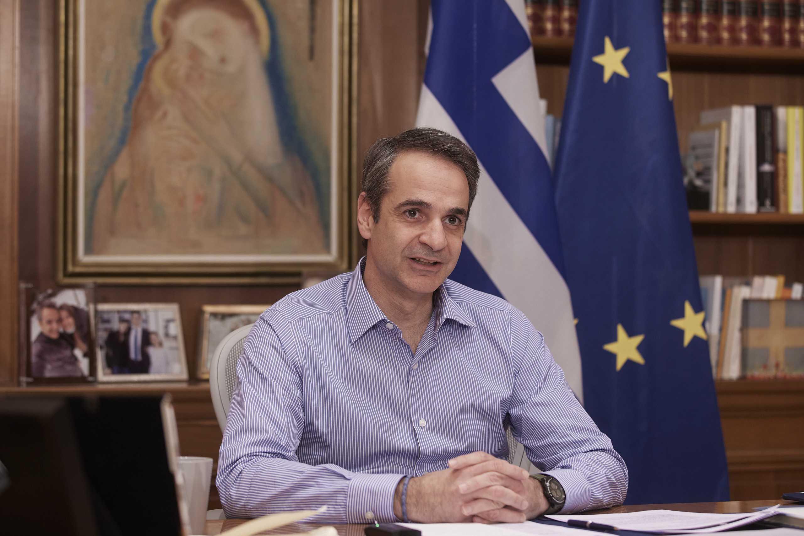 Μητσοτάκης στο συνέδριο «Innovative Greeks»: Φορολογικά κίνητρα για να επιστρέψουν οι επιστήμονες