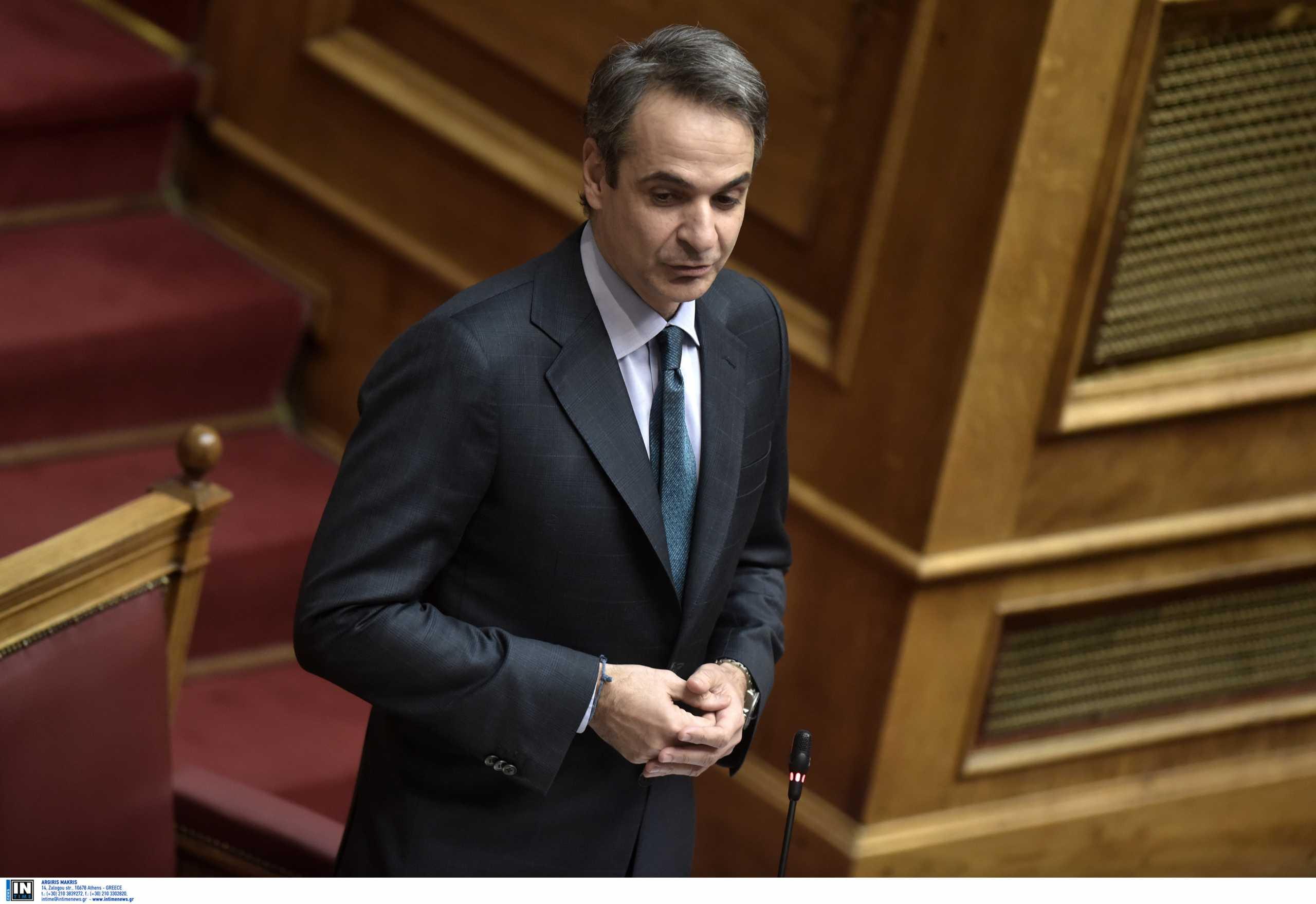 Βουλή Live: Μάχη πολιτικών αρχηγών σήμερα για την πανδημία