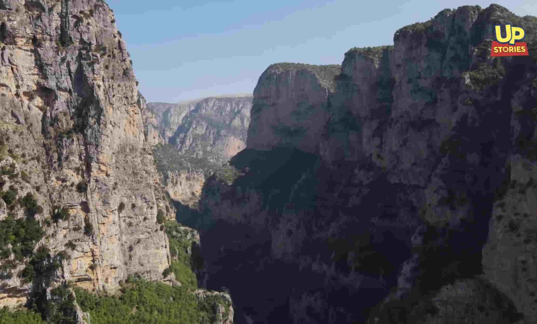Μονοδένδρι – Αγία Παρασκευή: Το πιο επικίνδυνο μονοπάτι της Ελλάδας