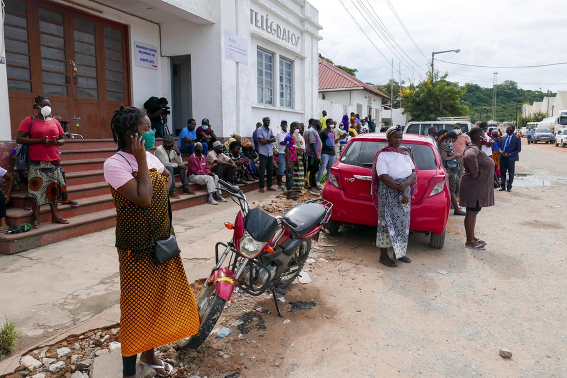 Μοζαμβίκη: Χιλιάδες κόσμου φεύγουν από την Πάλμα – Την κατέλαβαν τζιχαντιστές