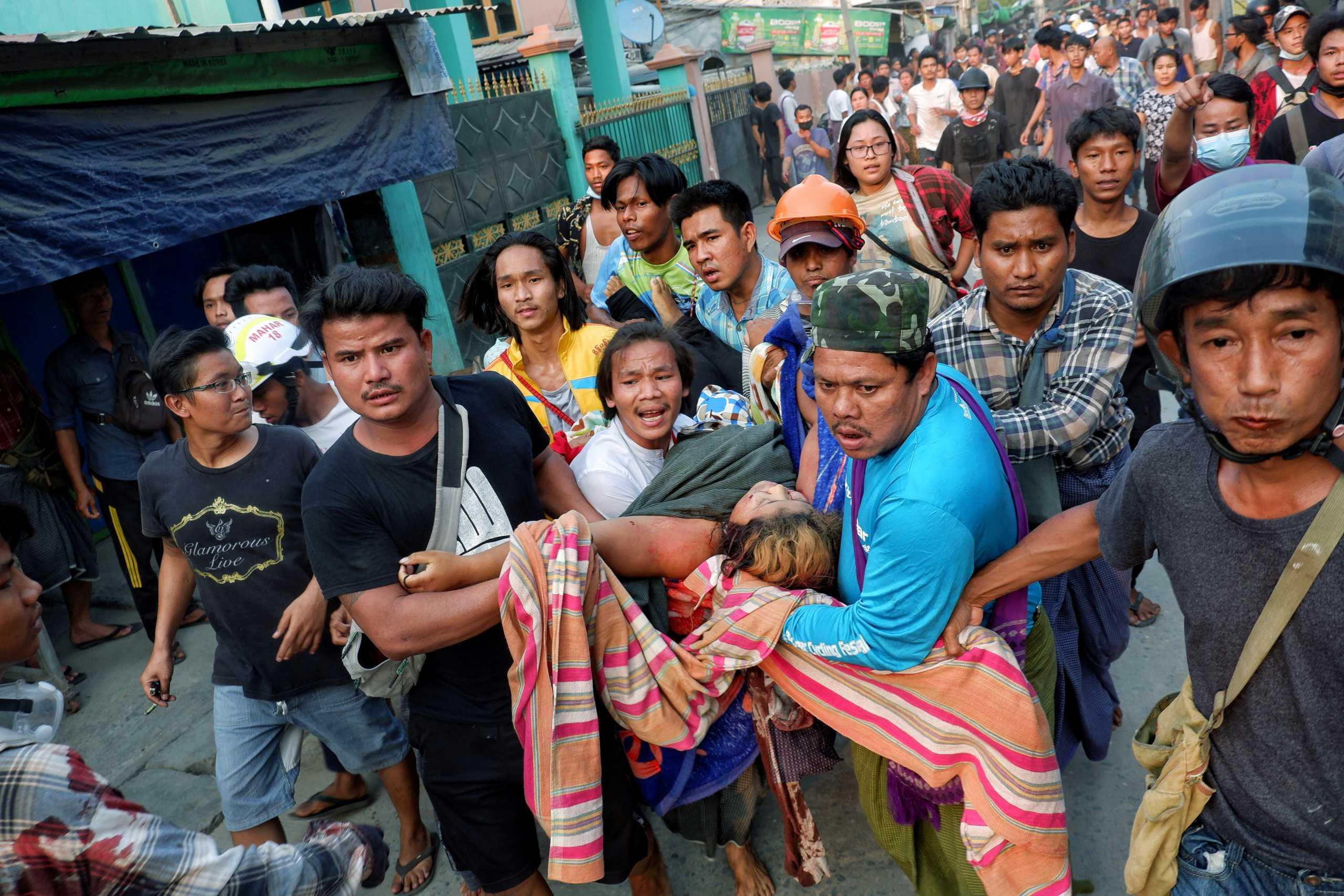 Πραξικόπημα Μιανμάρ: Ερευνητές του ΟΗΕ ψάχνουν αποδεικτικά στοιχεία για εγκλήματα πολέμου
