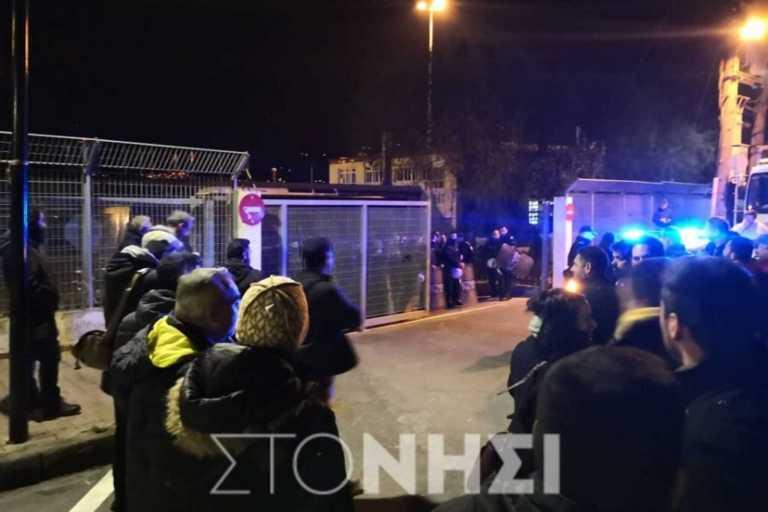 Μυτιλήνη: Προκαταρκτική εξέταση σε βάρος του δημάρχου για τα επεισόδια του Φεβρουαρίου 2020