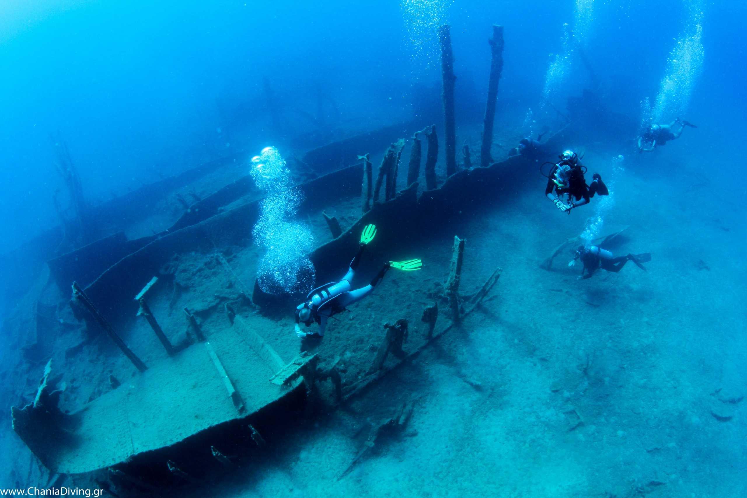 Πράσινο φως από το ΥΠΠΟΑ για καταδύσεις σε 91 ιστορικά ναυάγια – Συγκλονιστικές εικόνες