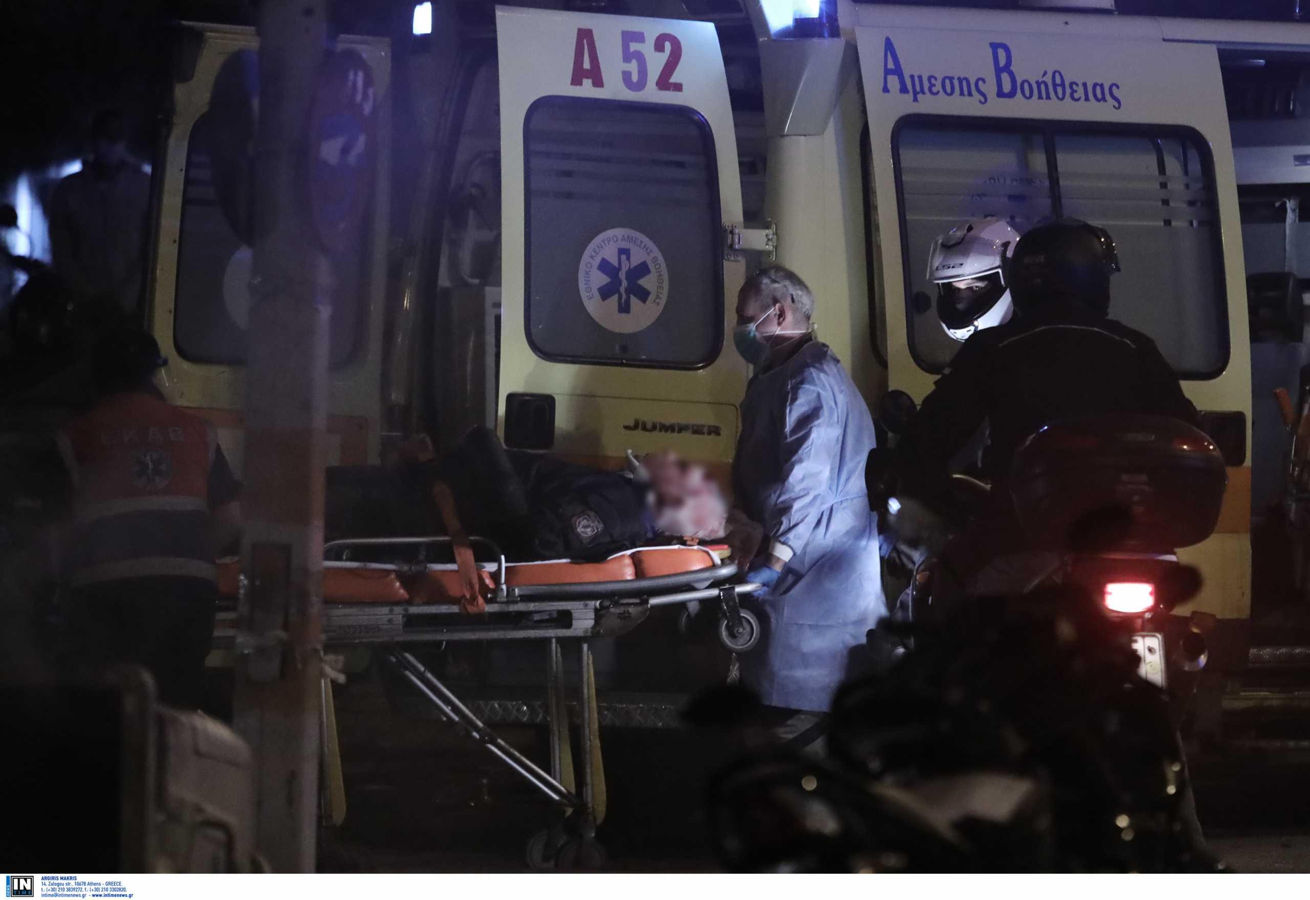 Νέα Σμύρνη: Ποιος είναι ο αστυνομικός που τραυματίστηκε σοβαρά στα επεισόδια