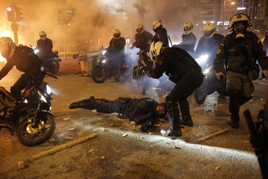 ΔΣΑ για Νέα Σμύρνη: Καμία ανοχή σε τέτοιες σκηνές βίας, αυτή την φορά εις βάρος αστυνομικού