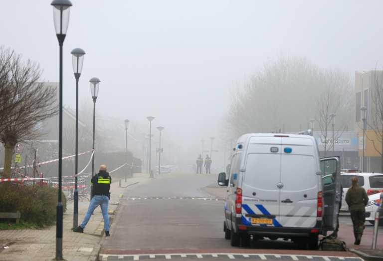 Ολλανδία: Πανικός από την έκρηξη κοντά σε κέντρο που γίνονται τεστ κορονοϊού