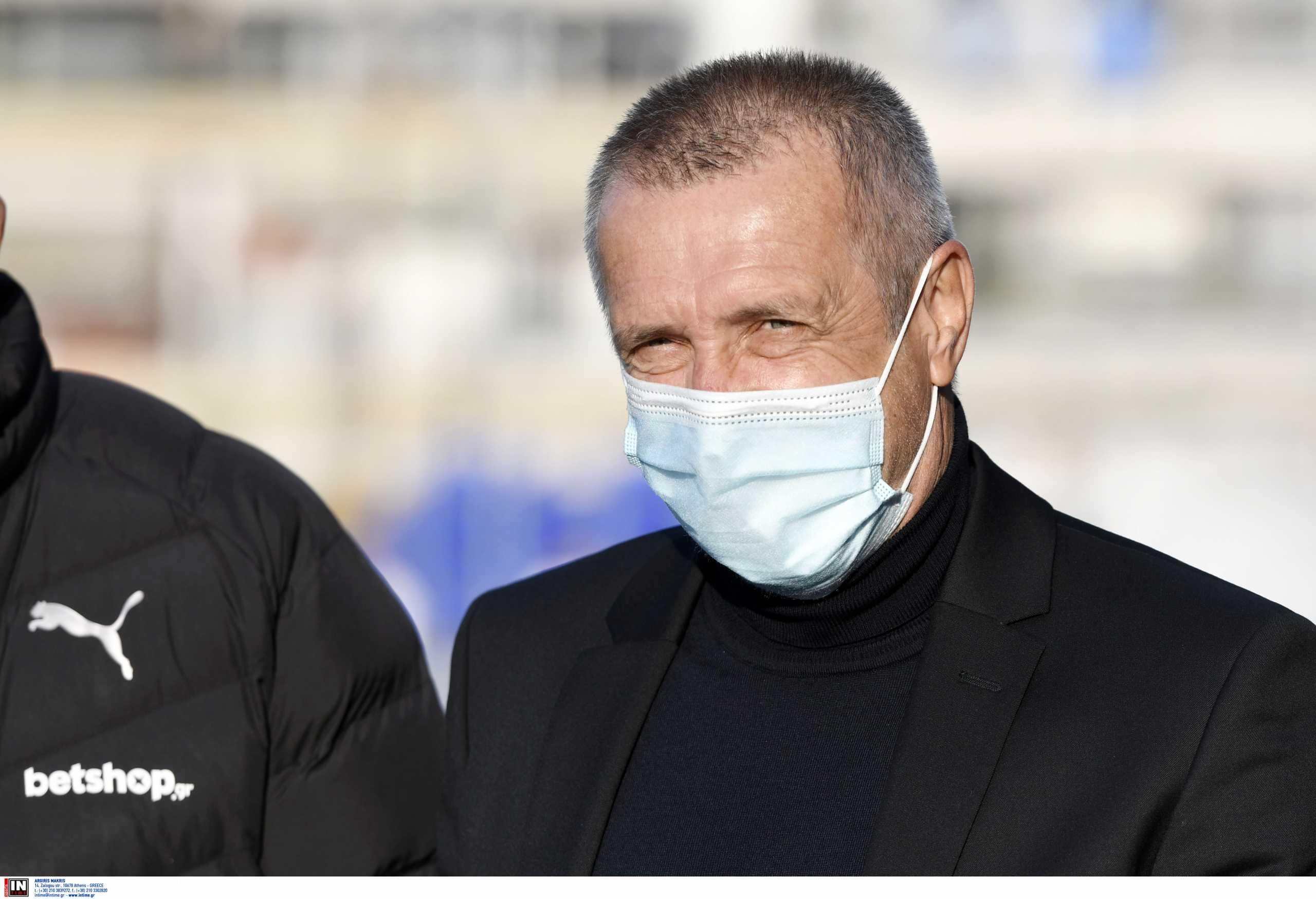 Νέος προπονητής του ΟΦΗ ο Νιόπλιας