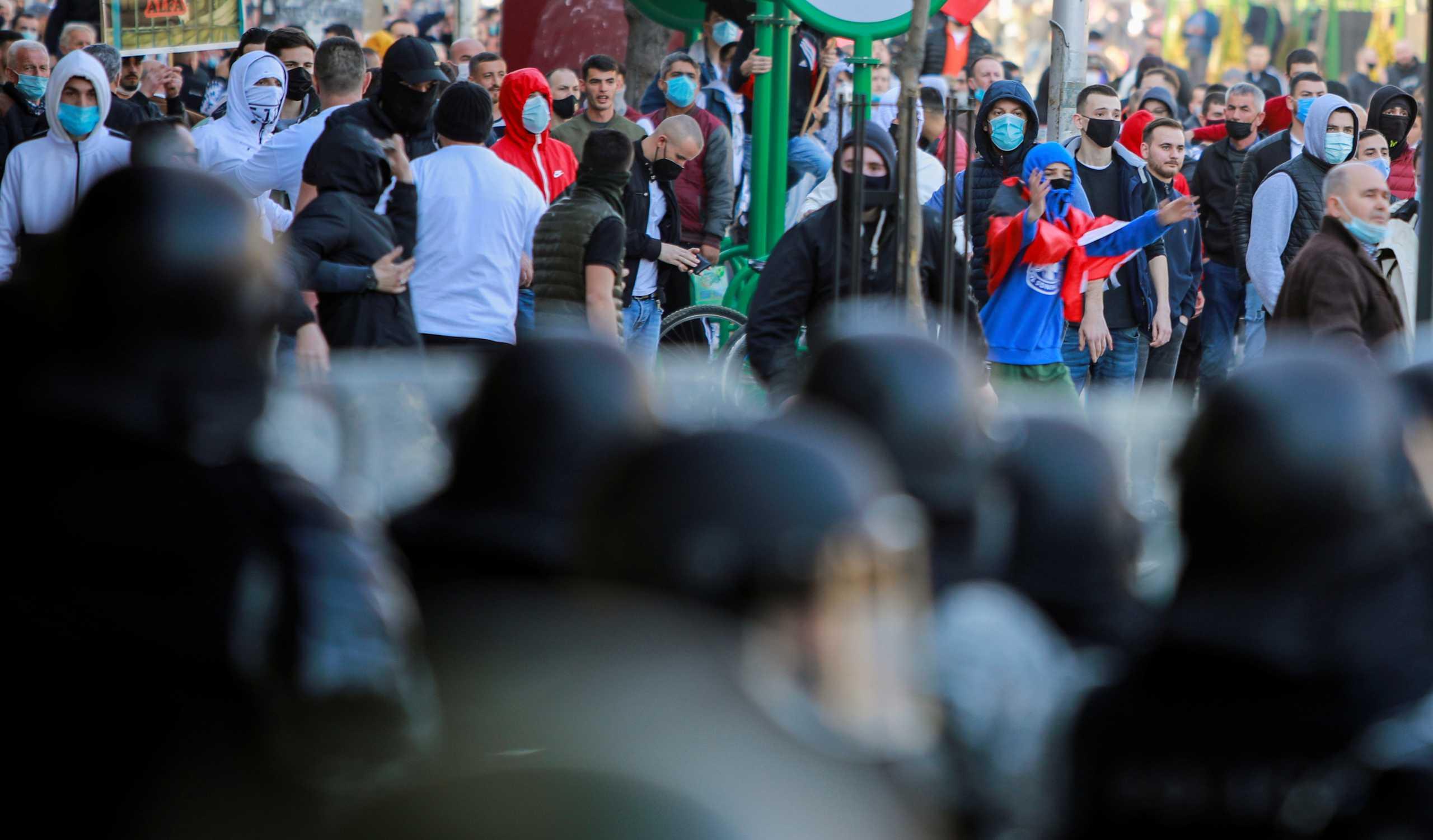 Βόρεια Μακεδονία: Ξεπέρασαν τα 120.000 τα κρούσματα του κορονοϊού