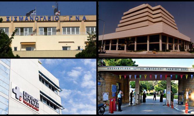 Κορονοϊός: Όλες οι έκτακτες αλλαγές στο ΕΣΥ και που θα κατευθύνονται οι ασθενείς τις επόμενες δύσκολες εβδομάδες