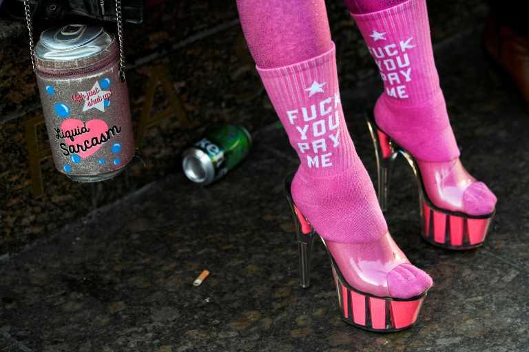 «Η πεολειχία είναι πραγματική δουλειά» – Οι εργαζόμενες του σεξ στην Ολλανδία ζητούν την δουλειά τους πίσω