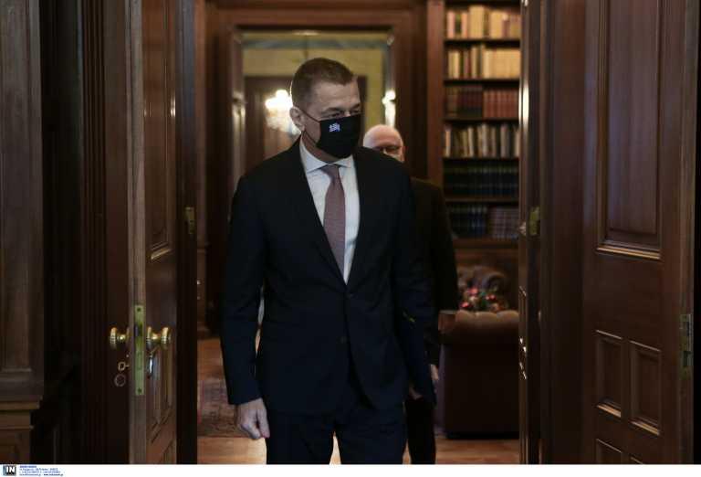 Τι απάντησε ο Αλκιβιάδης Στεφανής για τη μοριοδότηση στελεχών από το Σχολείο Διοικητών Υπομονάδων