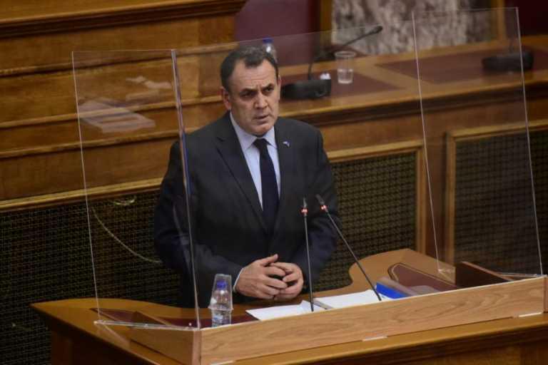 Παναγιωτόπουλος: Παρέμβαση ΥΕΘΑ για τις διατάξεις στις Δημόσιες Συμβάσεις στον τομέα της Άμυνας [vid]