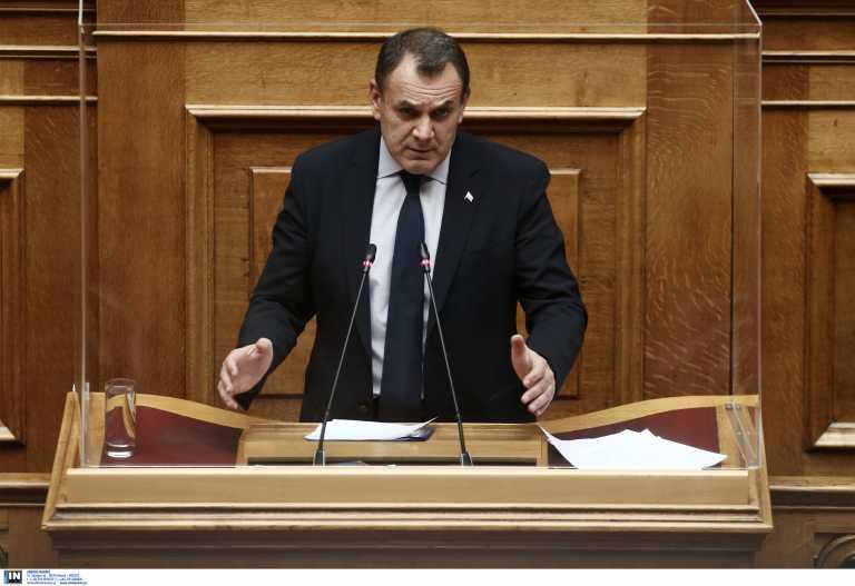 Παναγιωτόπουλος: Οι Ένοπλες Δυνάμεις είναι δίπλα στην κοινωνία στα δύσκολα και σε καιρό ειρήνης